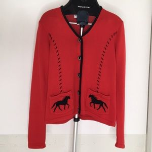 Back In The Saddle Sweater